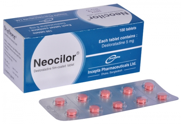 NEOCILOR TABLET
