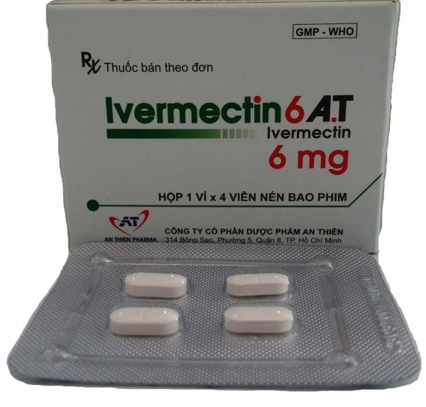 Ivermectin 6AT